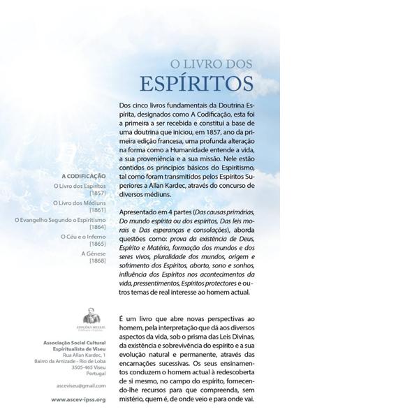 O Livro dos Espíritos600x600 Trás