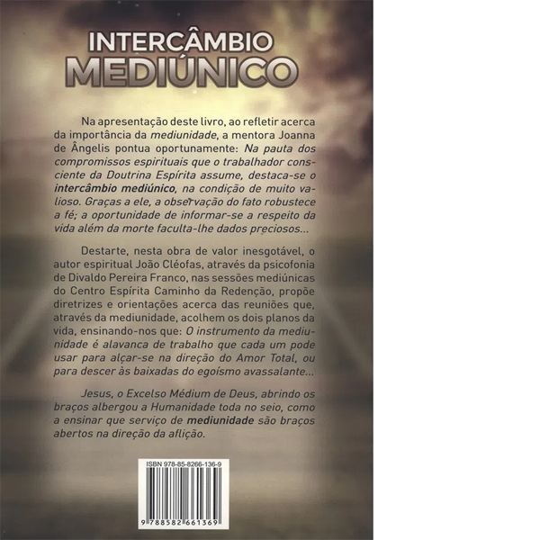 Intercâmbio Mediúnico 1