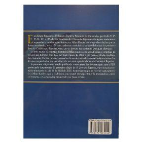 O Livro dos Espiritos - Edição Comemorativa 1