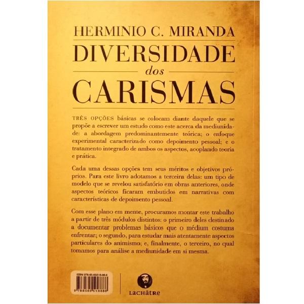 Diversidade dos Carismas 1